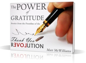Thank you cards, thank you notes, revolution
